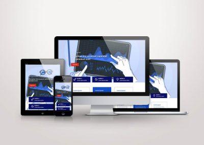 Office – kulcsrakész weboldal